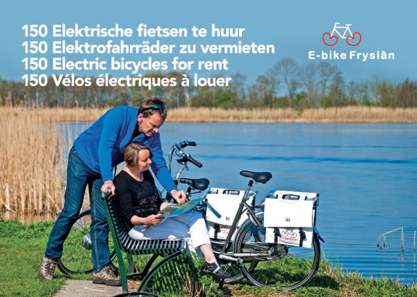 Electric bicycles for rent, velos electriques a louer